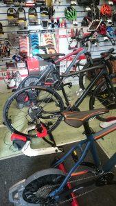 Elite turbo trainers » Green Park Bike Station
