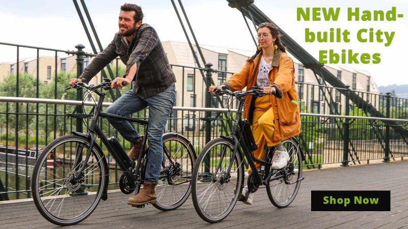 New handbuilt city bikes - click to shop now